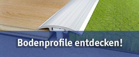 Bodenprofile günstig kaufen bei baumarkt-deutschland!
