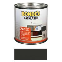 Bondex Lacklasur Anthrazit 0,375l