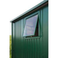 Biohort Fenster Europa dunkelgrau-metallic 600x500 mm