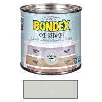 Bondex Kreidefarbe Sanftes Grau 0,50 l Sanftes Grau für den Innenbereich