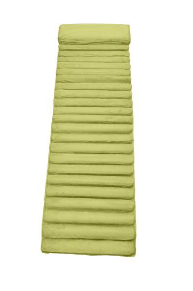 Leco Schaukelstuhlkissen grün passend zum Schaukelstuhl