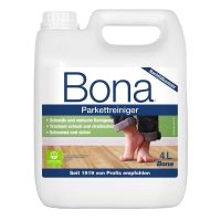 Bona Sprühreiniger Nachfüllpackung 4l für lackierte und gewachste Parkettböden