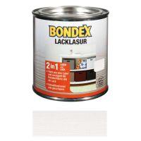 Bondex Lacklasur Weiß 0,375l
