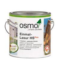 OSMO Einmal-Lasur HS Plus 2,5 Liter Fichte-Weiß 9211