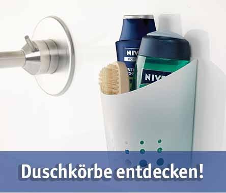 Duschkorb günstig kaufen bei baumarkt-deutschland!