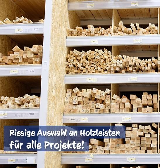 Holzleisten bei baumarkt-deutschland kaufen