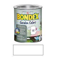 Bondex Garden Colors 0,75 l Kreide Weiss für den Außenbereich