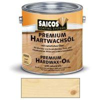 Saicos Premium Hartwachsöl Matt farblos 2,5l