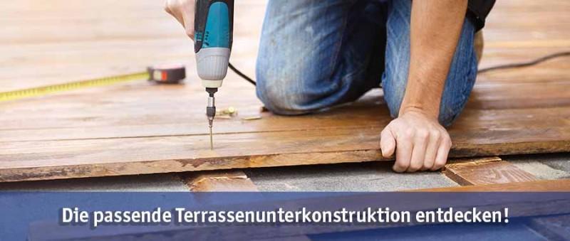 Unterkonstruktion günstig kaufen bei baumarkt-deutschland!