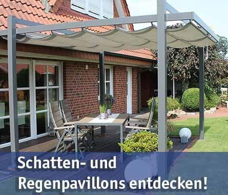 Pavillon günstig kaufen bei baumarkt-deutschland!