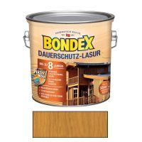 Bondex Dauerschutz-Lasur Eiche 2,50l