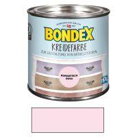 Bondex Kreidefarbe Romantisch Rosa 0,50 l Romantisch Rosa für den Innenbereich