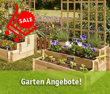 Garten Angebote entdecken!