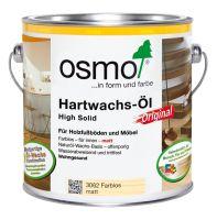 Osmo Hartwachs-Öl 3062 matt 2,5l, für optimalen Oberflächenschutz