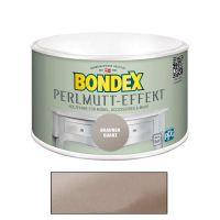Bondex Perlmutt- Effekt Brauner Quarz 0,5l